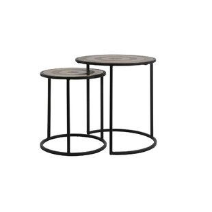 Goodall 2 Piece Nest Of Tables By Bloomsbury Market