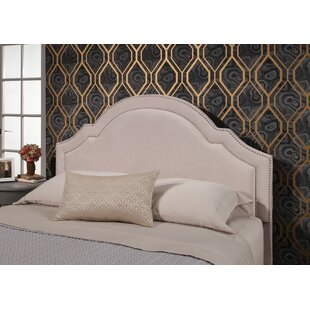 Konnor Upholstered Panel Headboard by Willa Arlo Interiors