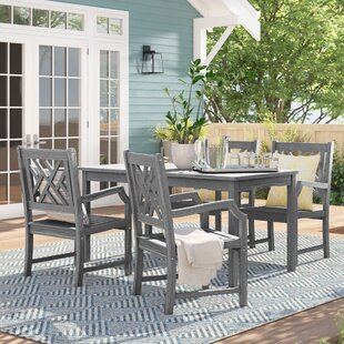 Manchester 5 Piece Dining Set by Sol 72 O..