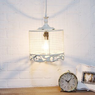 American Mercantile 1-Light Drum Pendant