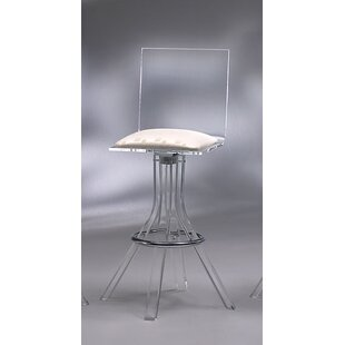 Swivel Bar Stool by Muniz