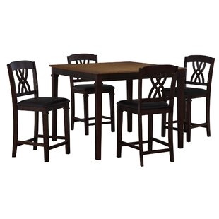 Camden 5 Piece Counter Height Dining Set Craft   Main
