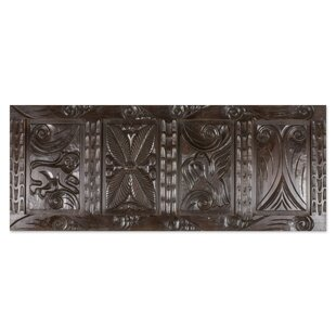 Bird And Monkey Hand Carved Pine Wood Wall Panel Décor
