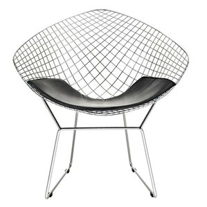 Bertoia Inspired Papasan Chair by C2A Designs