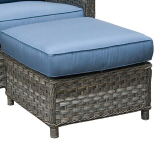 Ottoman with Cushion by Wildon Home?