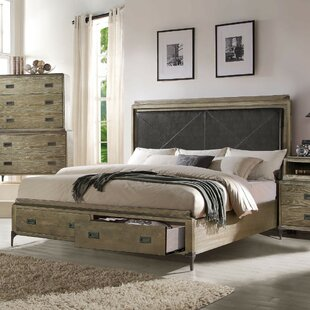 Bolen Queen Storage Platform Bed by Foundry Select