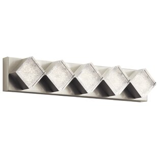 House of Hampton Loren 5-Light LED Bath Bar