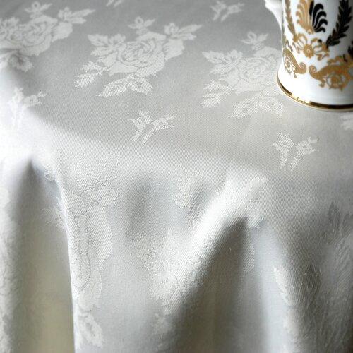 Tischdecke Dorset | Heimtextilien > Tischdecken und Co > Tischdecken | Weiß | Astoria Grand