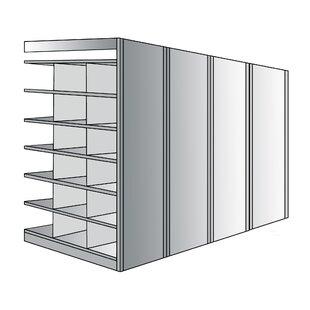 Deep Bin 87 H 6 Shelf Shelving Unit Add On