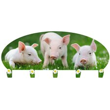 Pig Coat Rack by Next Innovations