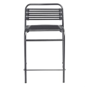 Amico 24 Bar Stool (Set of 4) Orren Ellis