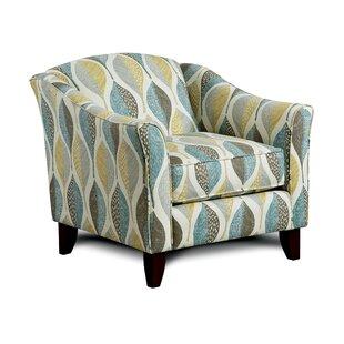 Hokku Designs Primavera Upholstered Armchair