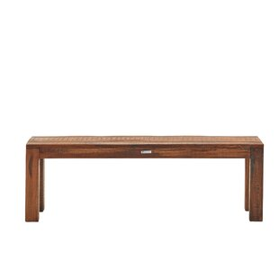 Berenice Wood Bench By Union Rustic