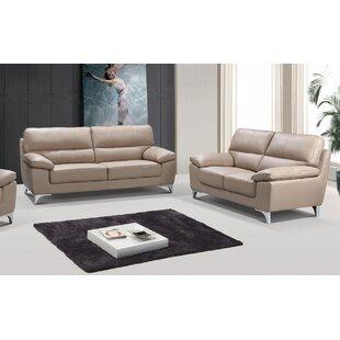 Alena 2 Piece Living Room Set (Set of 2) By Orren Ellis