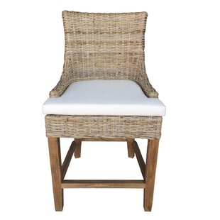 Ellison Patio Bar Stool with Cushion