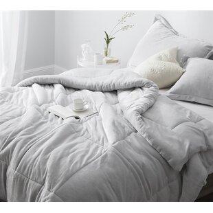 Granite Gray Heavyweight Comforter