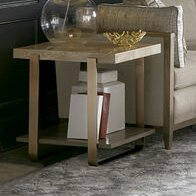 Albright End Table by Everly Quinn