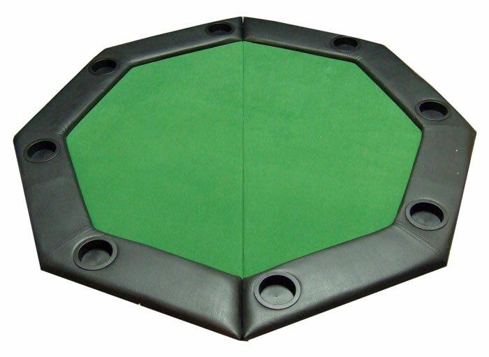 Jp Commerce Padded Octagon Folding Poker Table Cover