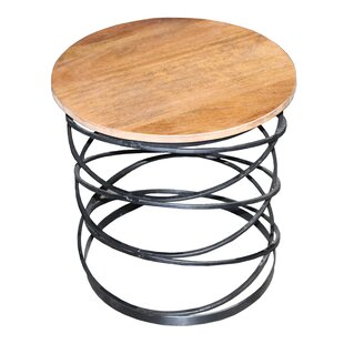 Ellesborough End Table by Ivy Bronx
