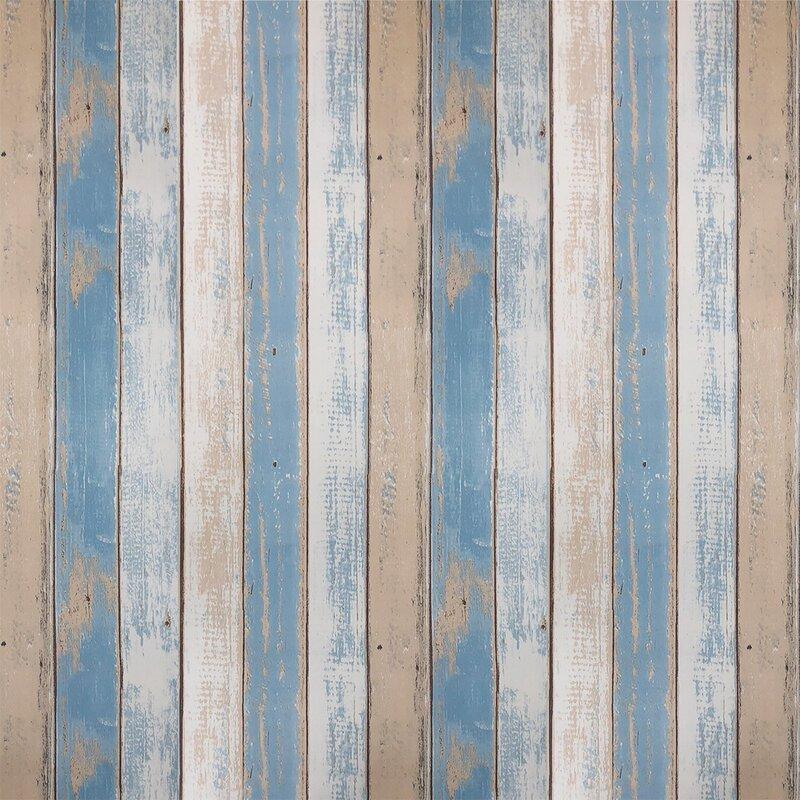 "Dovecove 16.4' L x 23.4"" W Peel and Stick Wallpaper Roll ..."