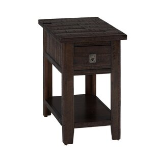 Holden Wooden End Table by Longshore Tides