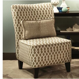 Darby Home Co Jemima Armless Slipper Chair