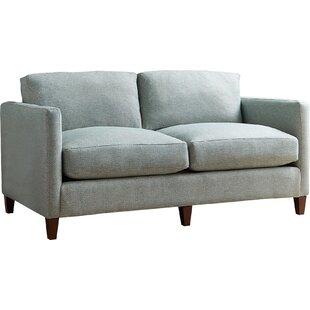 Great price Beau Loveseat AllModern Custom Upholstery