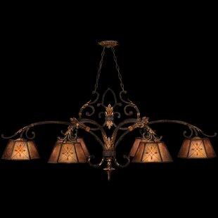 Fine Art Lamps Villa 1919 6-Light Kitchen..