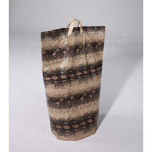 Snake Laundry Bag By World Menagerie