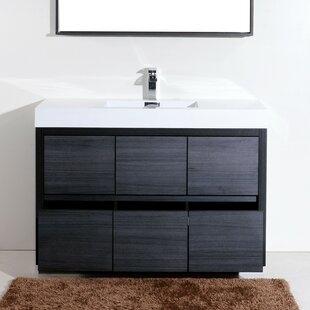 Tenafly 60 Single Bathroom Vanity Set