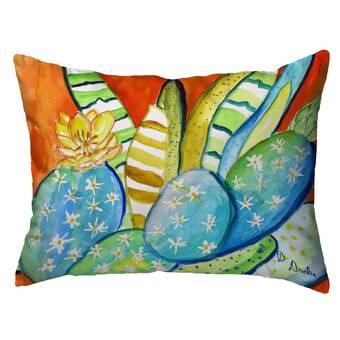 The Holiday Aisle Mikael Khao Manee Cat Love Indoor Outdoor Patchwork Lumbar Pillow Wayfair
