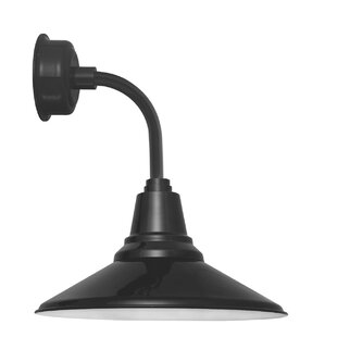 Trim Calla 1-Light LED Barn Light by Cocoweb