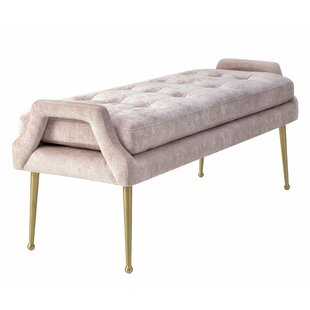Brynner Upholstered Bench by Mercer41