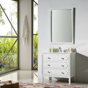 Plattville 36 Single Bathroom Vanity Set By Three Posts
