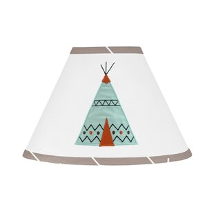 Compare Outdoor Adventure 7 Empire Lamp Shade By Sweet Jojo Designs
