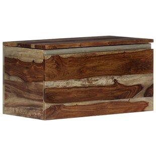 Arya Solid Sheesham Wood Storage Chest By Union Rustic