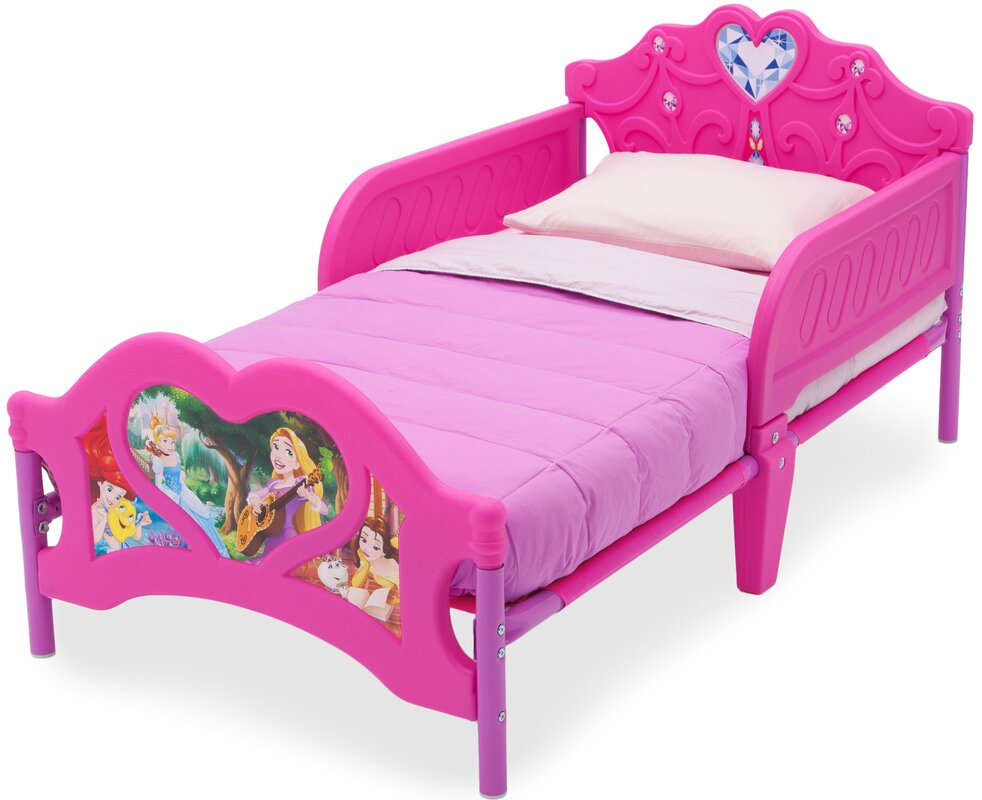 Delta Princess Toddler Bed Replacement Parts
