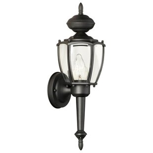 Compare & Buy Park Avenue Outdoor Sconce By Thomas Lighting