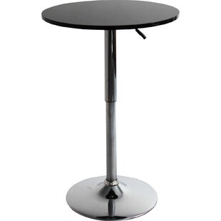 Meet Adjustable Height Pub Table by Fine Mod Imports