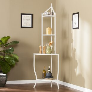 Linzy Iron Baker's Rack by Red Barre..