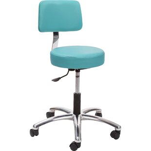 Charmant Aqua Desk Chair | Wayfair