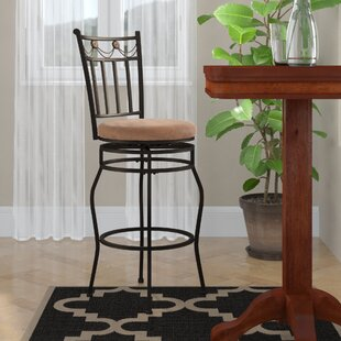Mariela 30 Swivel Bar Stool Astoria Grand