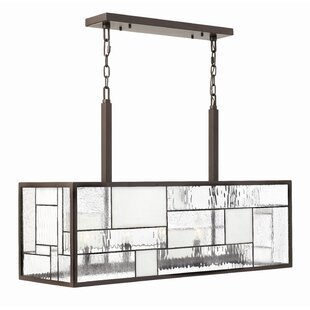 Bloomsbury Market Yoshida 5-Light Kitchen Island Pendant