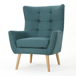 Marvelous Teal Club Chair | Wayfair
