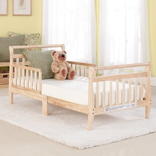 Big Oshi Toddler Sleigh Bed by Baby Time International, Inc.
