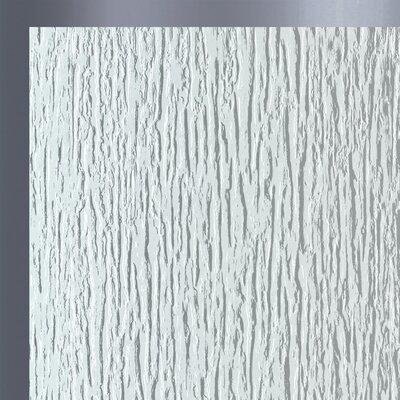 Tides 30 X 65 Framed Pivot Shower Door Hazelwood Home Finish