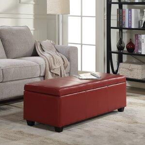 Boston Upholstered Storage Bench