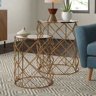 Fryman 2 Piece Coffee Table Set