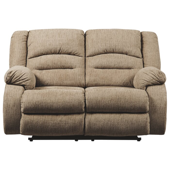 Admirable Katniss Reclining Loveseat With Adj Headrest Pabps2019 Chair Design Images Pabps2019Com