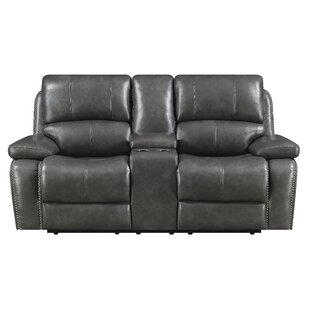 Coupon Nicastro Reclining Loveseat by Red Barrel Studio Reviews (2019) & Buyer's Guide